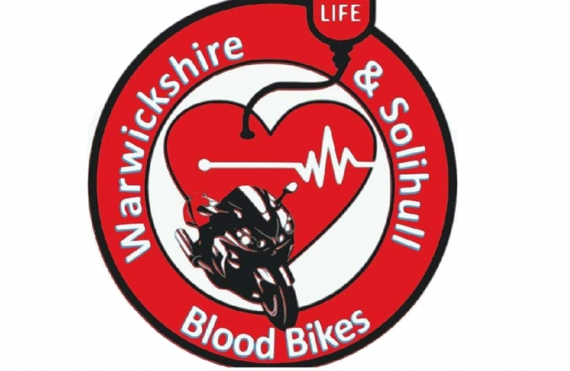 Warwickshire and Solihull Blood Bikes